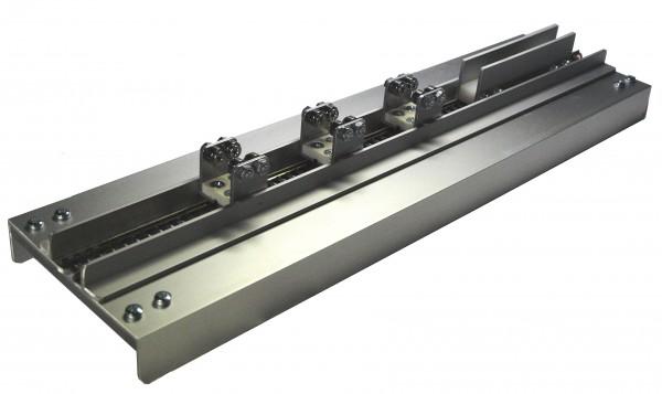 Rollenprüfstand Spur N/H0e Gleichstrom analog/digital (320mm) (DC/DCC)