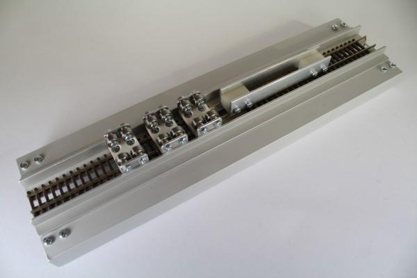 Rollenprüfstand Spur TT/H0m Gleichstrom digital/analog (320mm) (DC/DCC)