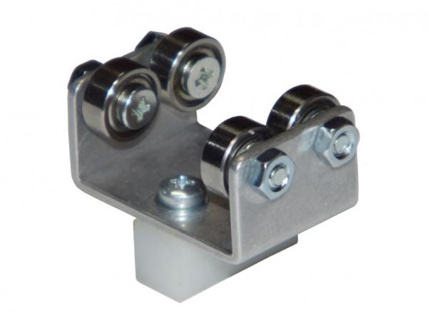 Zusatzrollenbock Wechselstrom Spur H0 (AC)
