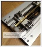 Rollenprüfstand Spur 0 mit original Gleis Gleichstrom (DC/DCC)