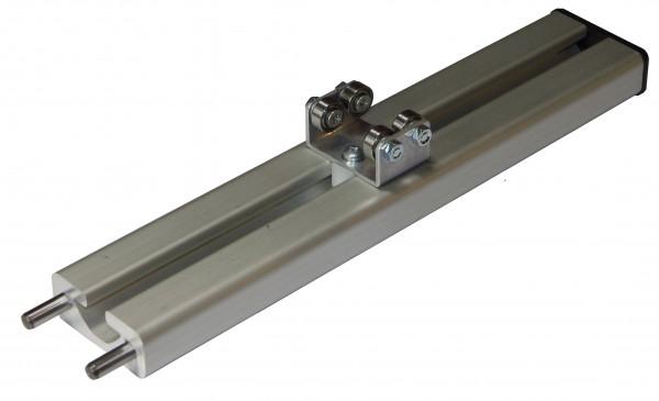 Ergänzungsset für Rollenprüfstand Spur H0 Wechselstrom digital/analog (500mm) (AC)